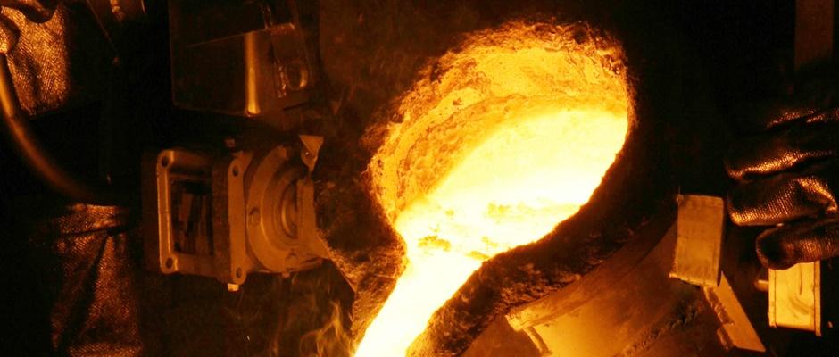 Metalurgia: uma das aplicações da Oxirredução.